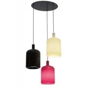 suspension 3 lampes bulb bob design. Black Bedroom Furniture Sets. Home Design Ideas