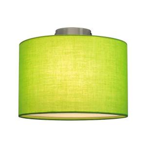 FENDA abat-jour vert textile