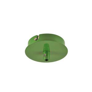FITU 1 patère 1 passe-fil rond vert