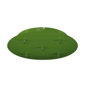 FITU 5 patère 5 passe-fils rond vert