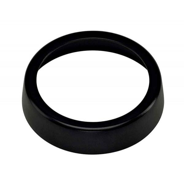 Anneau déco 51 mm pour GU10 noir