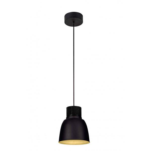 PENTULI LED 24 suspension petit diamètre noire 31W 3000K