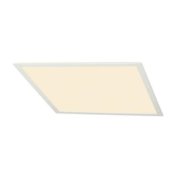 LED PANEL encastré de plafond blanc 230V 3000K 595x595mm