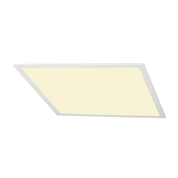 LED PANEL encastré de plafond blanc 230V 4000K 595x595mm