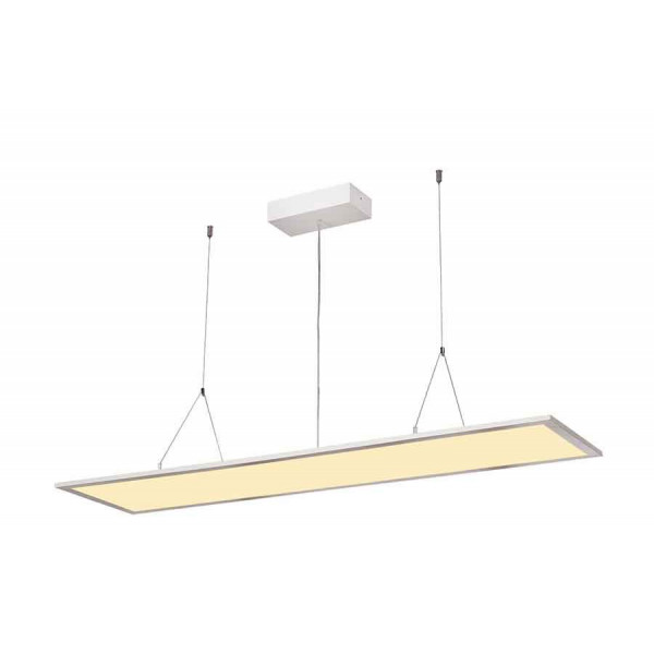 I-PENDANT PRO LED PANEL Suspension 1195x295mm blanc 230V 2700K