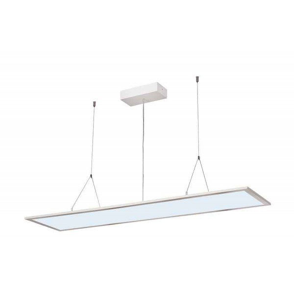 I-PENDANT PRO LED PANEL Suspension 1195x295mm blanc 230V 4000K