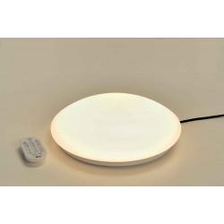 LIPSY 36 M COLOR CONTROL plafonnier rond LED RGB + 3000K avec contrôleur maître et télécommande