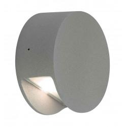 PEMA LED applique gris argent 1x 33W 3200K