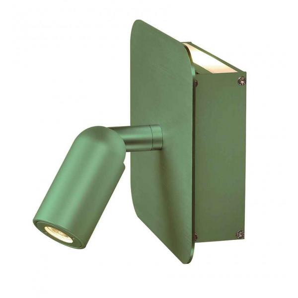 NAPIA applique vert anodisé PowerLED 38W 3000K