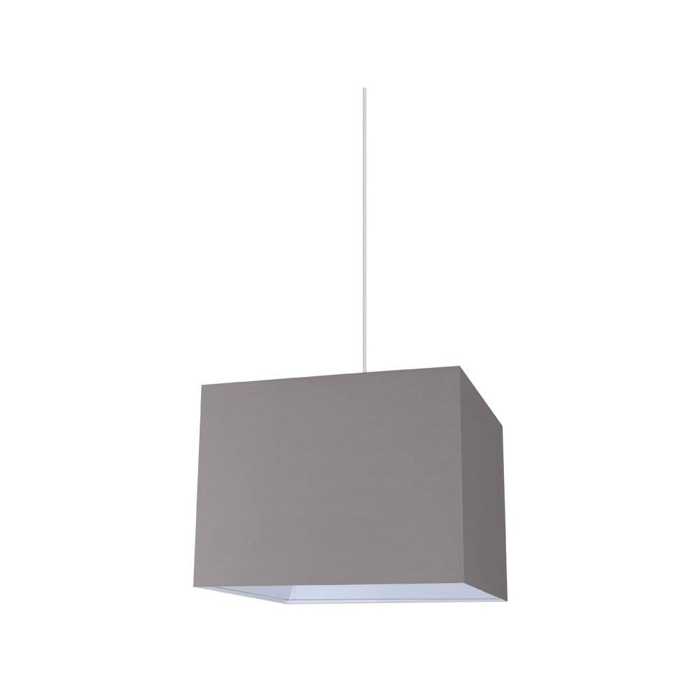 suspension carr e taupe. Black Bedroom Furniture Sets. Home Design Ideas