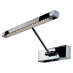 TABLEAU BANDEAU LED chrome 2W bandeau LED avec 24 LED 3000K