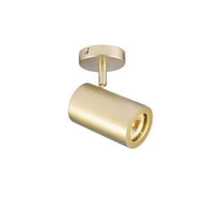 ENOLA_B 1 applique et plafonnier laiton GU10 max 50W