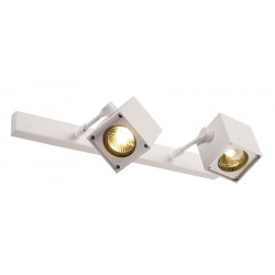 ALTRA DICE 2 plafonnier blanc 2x GU10 max 2x 50W