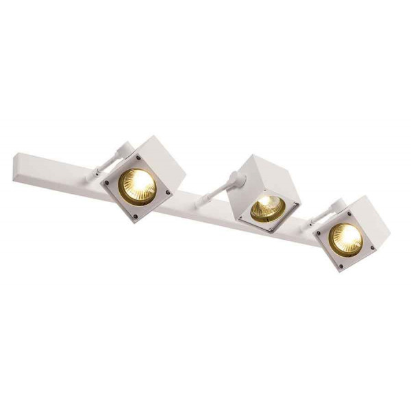 ALTRA DICE 3 plafonnier blanc 3x GU10 max 3x50W