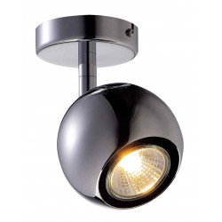 LIGHT EYE 1 GU10 applique et plafonnier chrome GU10 max 50W