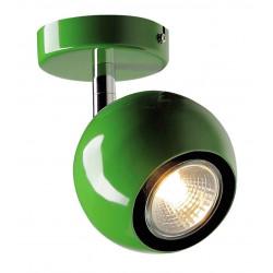 LIGHT EYE 1 GU10 applique et plafonnier vert GU10 max 50W