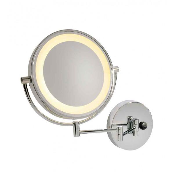 VISSARDO miroir mural cosmétique LED 57W 3000K IP44