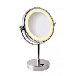 VISSARDO miroir cosmétique à poser LED 57W 3000K