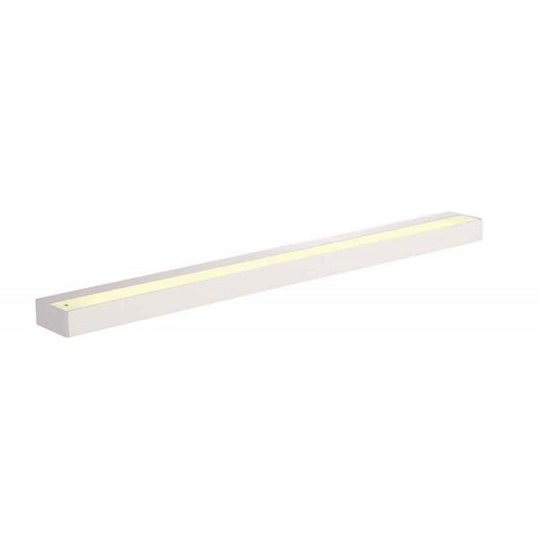 SEDO 21 LED applique carrée blanc verre satiné 22W 3000K