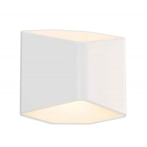CARISO 2 applique blanc LED 2x75W 3000K