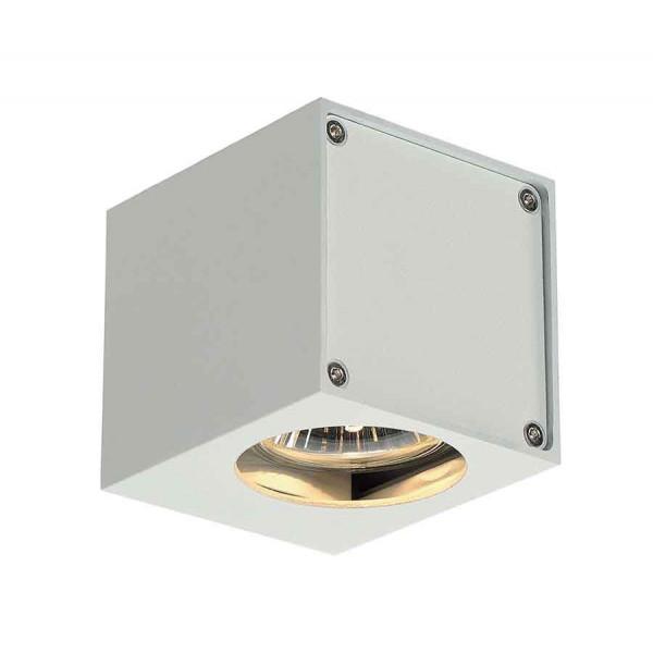 ALTRA DICE WL-1 applique carrée blanche GU10 max 35W
