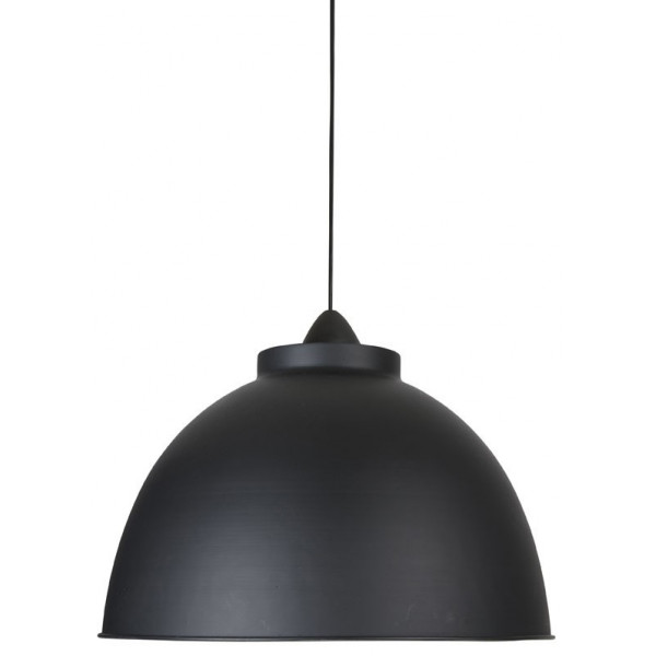 Suspension design industriel luminaire design lampe avenue for Suspension luminaire noir et or