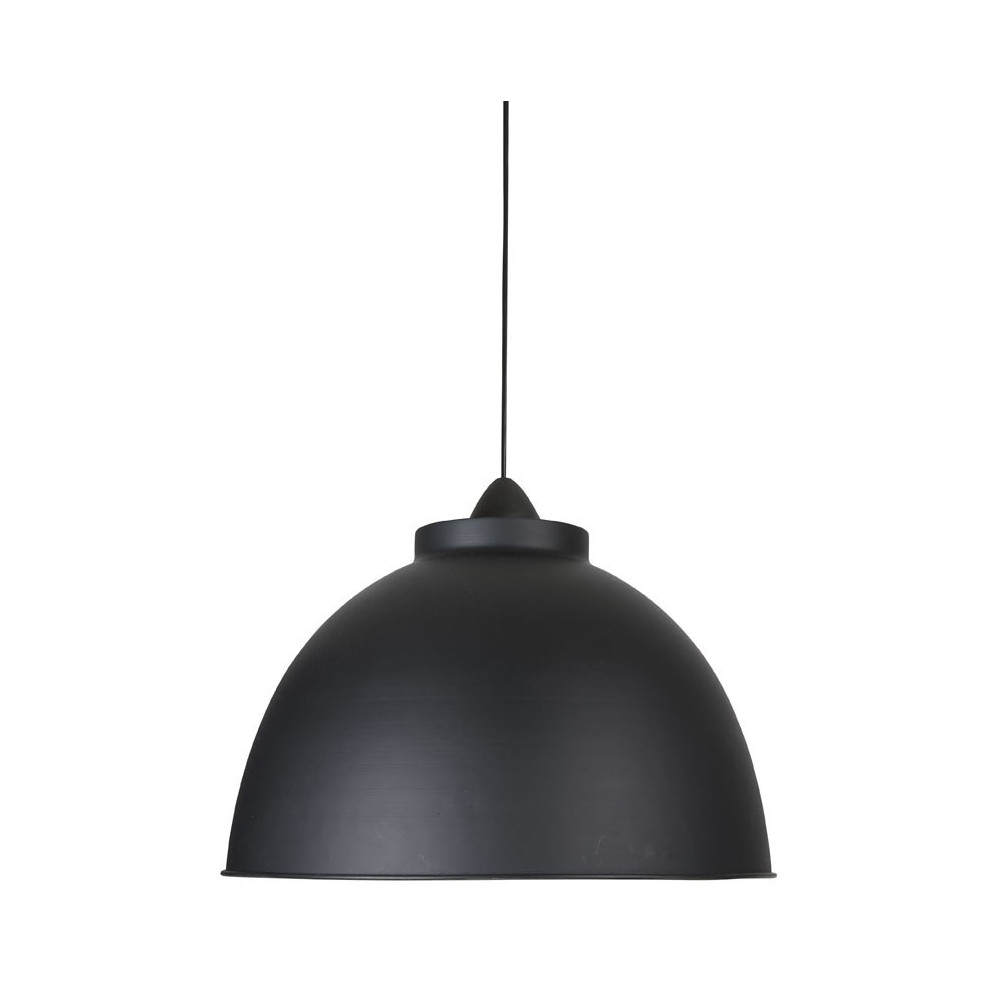 Suspension design industriel luminaire design lampe avenue for Suspension industrielle cuisine
