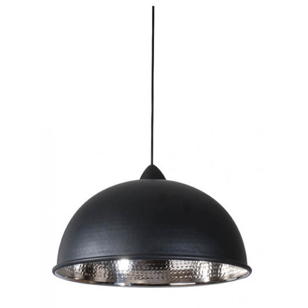 suspension design noire en m tal en vente sur lampe avenue