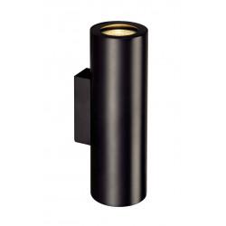 ENOLA_B UPetDOWN applique noir 2x GU10 max 50W
