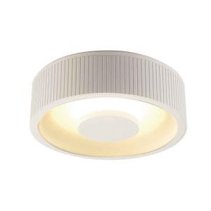 OCCULDAS plafonnier rond blanc 30 SMD LED 3000K 21W