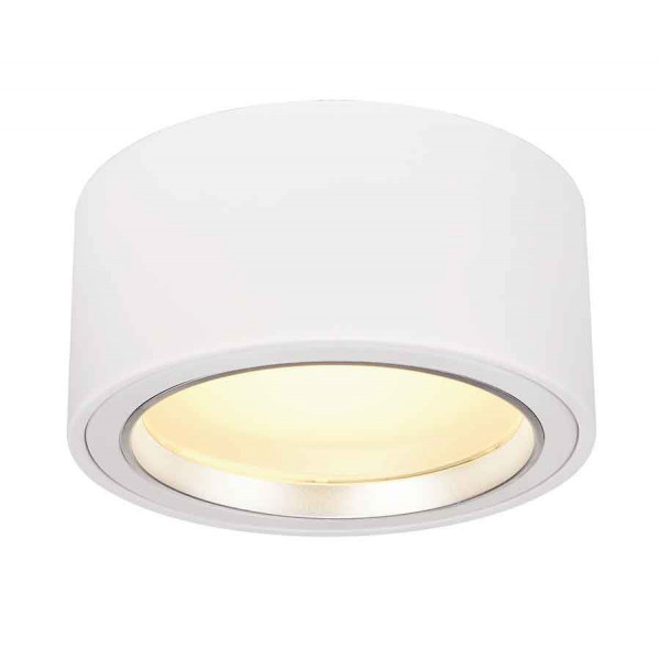 LED SURFACE SPOT 1800lm rond blanc 48 LED 3000K