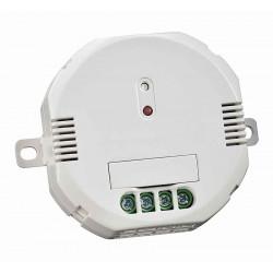 Interrupteur encastré avec 6 adresses mémoire max 1000W