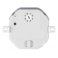 Interrupteuretvariateur encastré avec 6 adresses mémoire max 50W LED