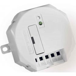 Interrupteur de store avec 6 adresses mémoire pour moteurs 230V
