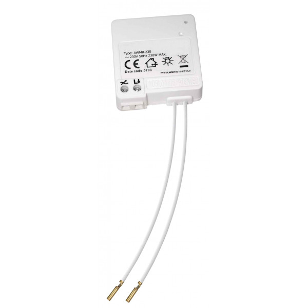 Mini interrupteuretvariateur encastré 30-230W