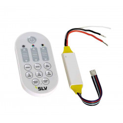 COLOR CONTROL RGBetW contrôleur maître avec télécommande RF 12Vet24V