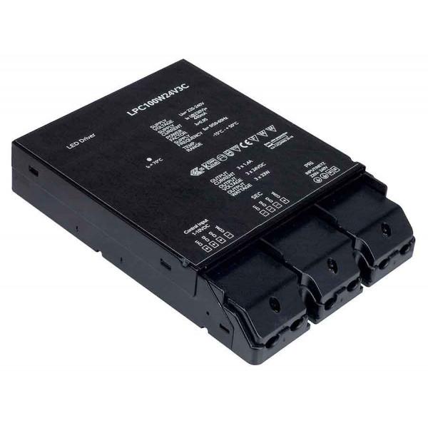 ALIMENTATION LED 100W 24V variable 1-10V