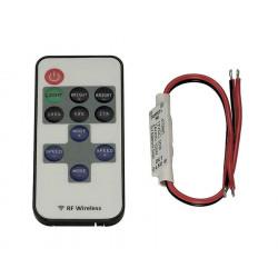 EASY LIM RF MINI UNI contrôleur maître 12VetDC et 24VetDC avec télécommande