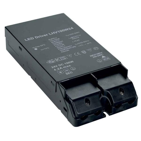 ALIMENTATION LED 100W 24V