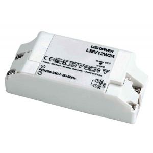 ALIMENTATION LED 12W 24V
