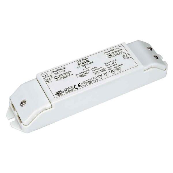 ALIMENTATION LED 20W 24V