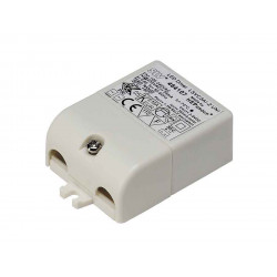 ALIMENTATION LED 3VA 350mA fiche et serre-câble inclus