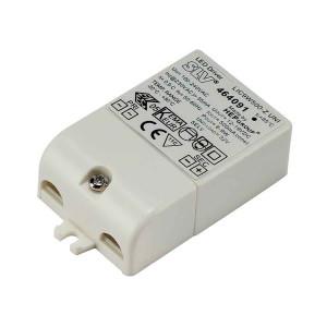 ALIMENTATION LED 9VA 500mA serre-câble inclus