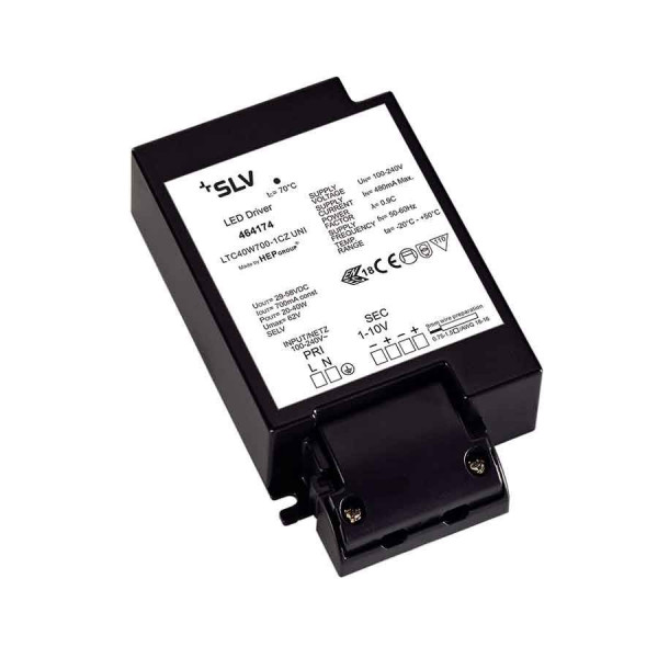 Alimentation LED 40W 700mA protection courts-circuits variable
