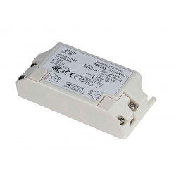 ALIMENTATION LED 15W 500mA serre-câble inclus variable