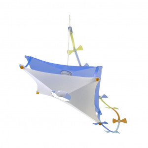 Suspension enfant cerf volant