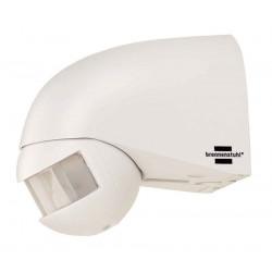 Détecteur de mouvement infrarouge IP44 blanc