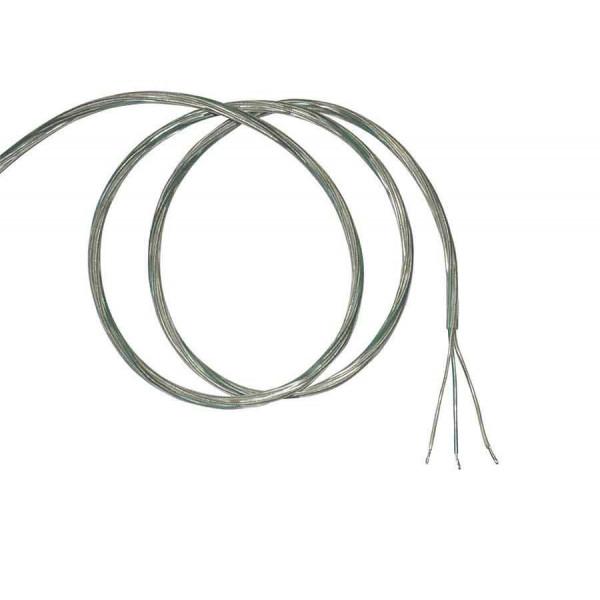 Câble transparent 3x075 10m