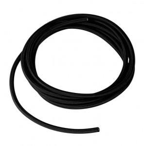 CABLE TEXTILE 10m noir 3 pôles
