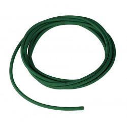 CABLE TEXTILE 10m vert 3 pôles